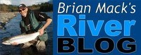 fishing blog, brian mack